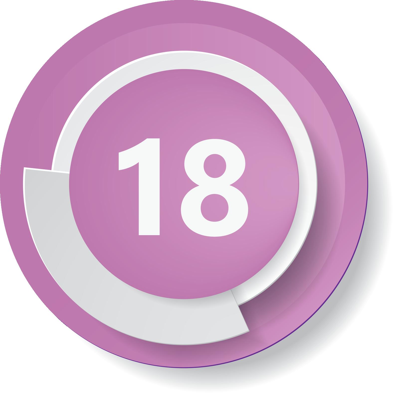 18 dana treninga