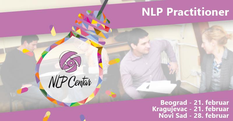 NLP Practitioner u Beogradu, Novom Sadu i Kragujevcu
