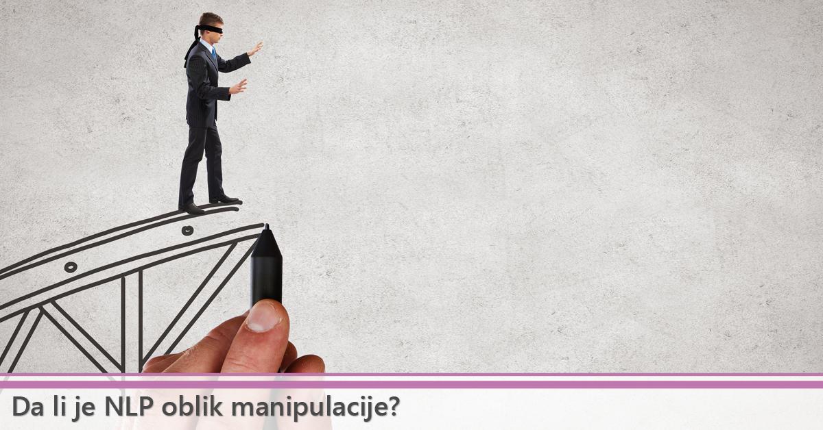 Da li je NLP oblik manipulacije?
