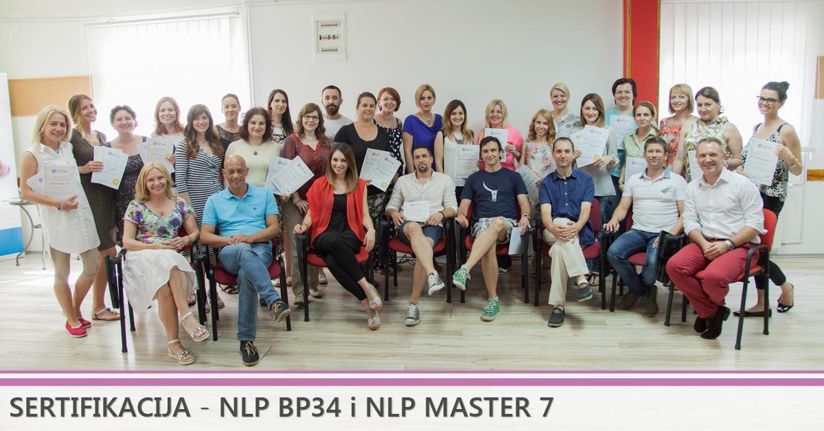 Održana sertifikacija NLP Practitioner-a i NLP Mastera