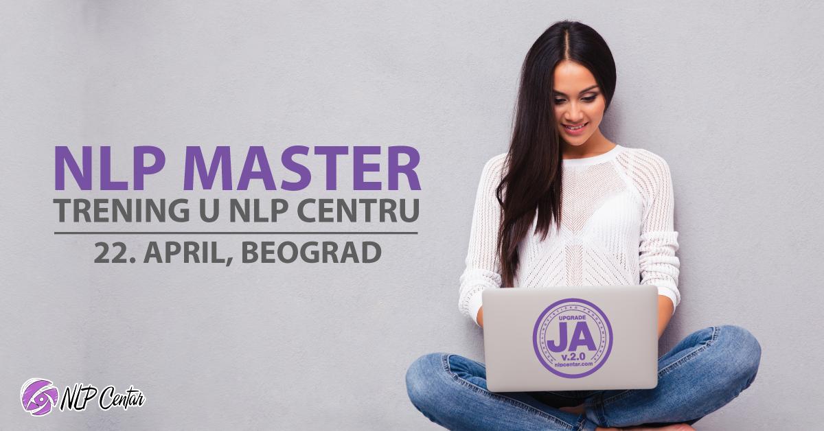NLP Master u NLP Centru