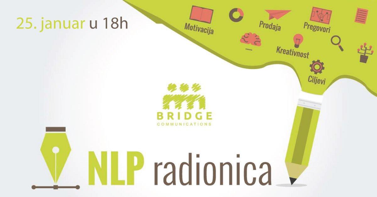 NLP Radionica u Novom Sadu