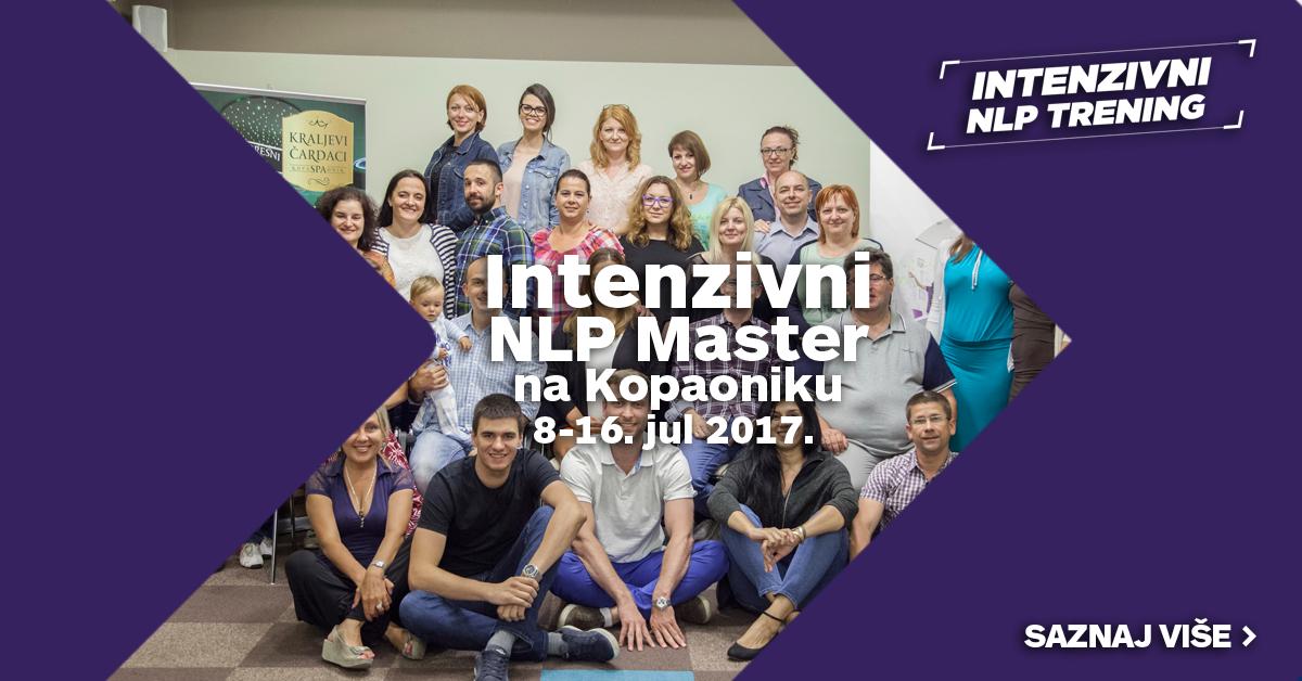 Intenzivni NLP Master