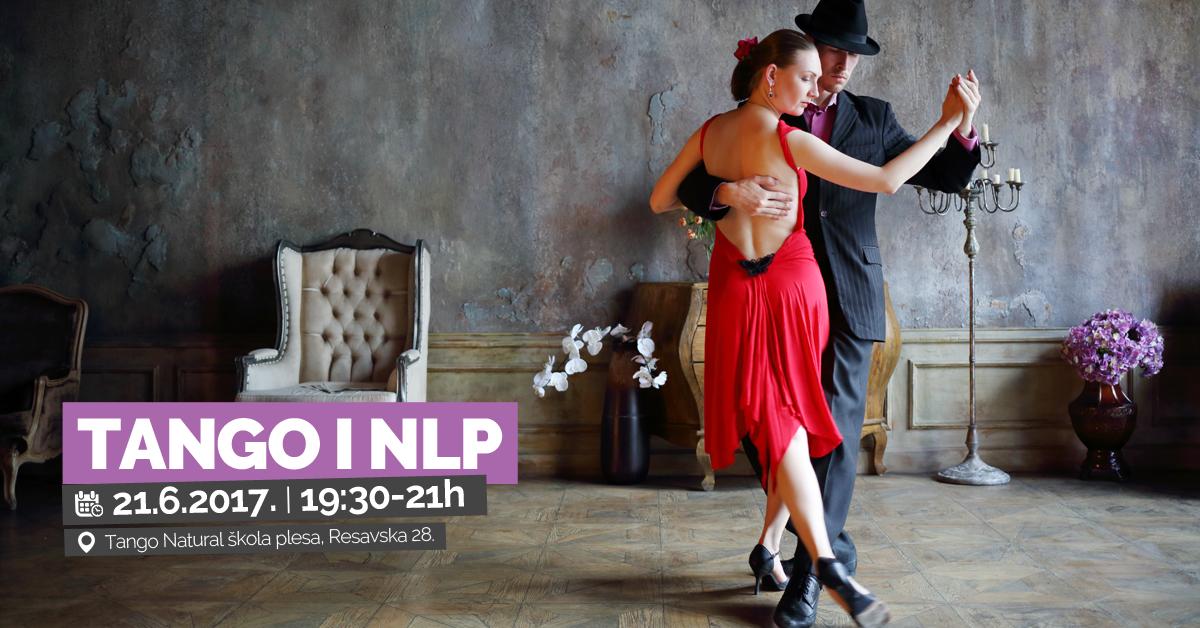 NLP i tango – Veče uspostavljanja kontakta kroz tango