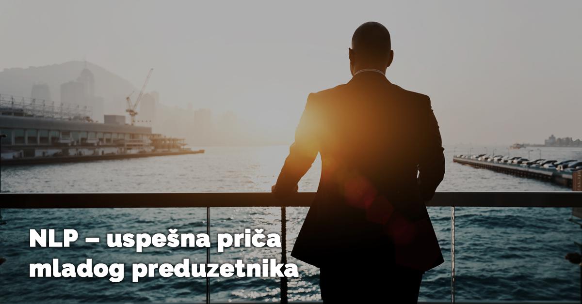 NLP – uspešna priča preduzetnika