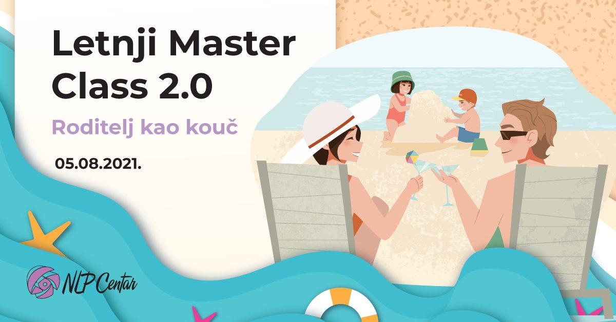 Roditelj kao kouč – Letnji master class 2.0